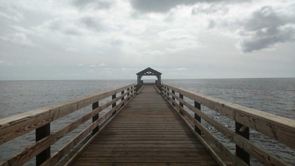 Waimea Pier