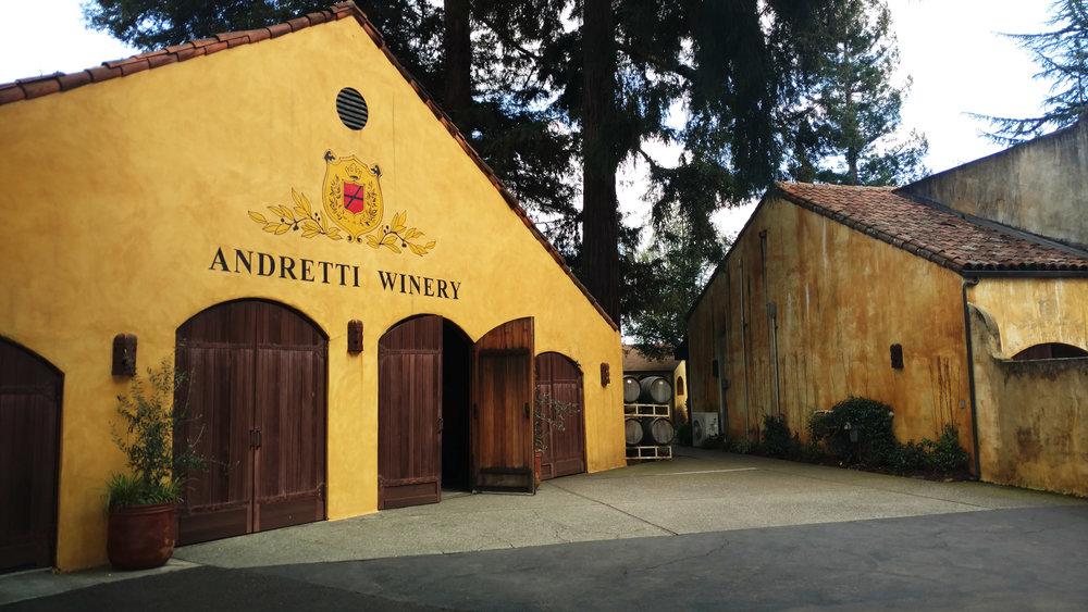 Andretti Winery