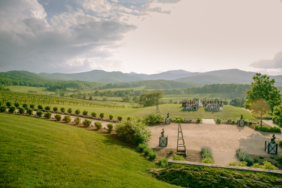 pippin hill farm and vineyards - north garden, virginia