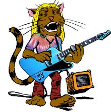 Mountain Cat Guitars