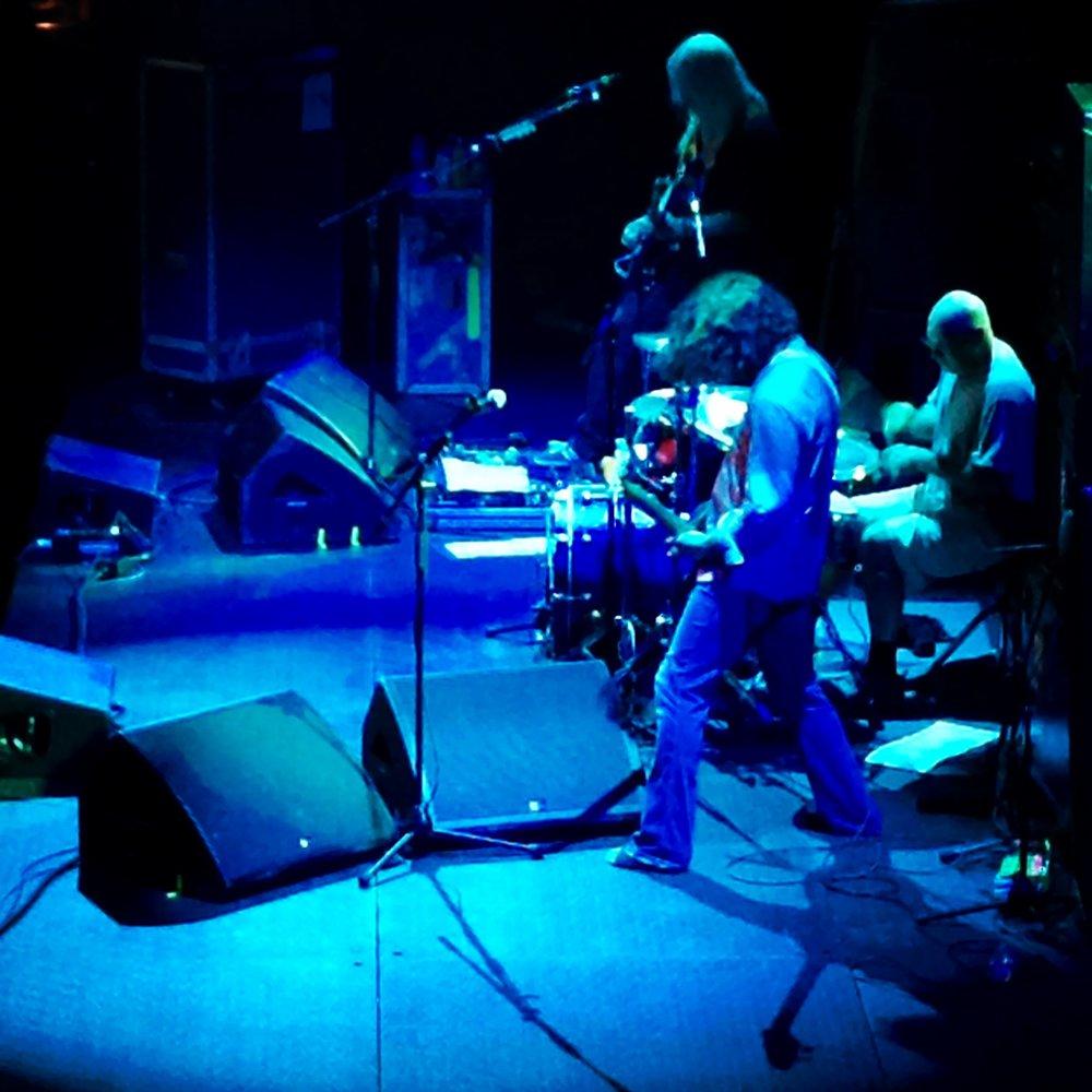 J Mascis, Lou Barlow, and Murph