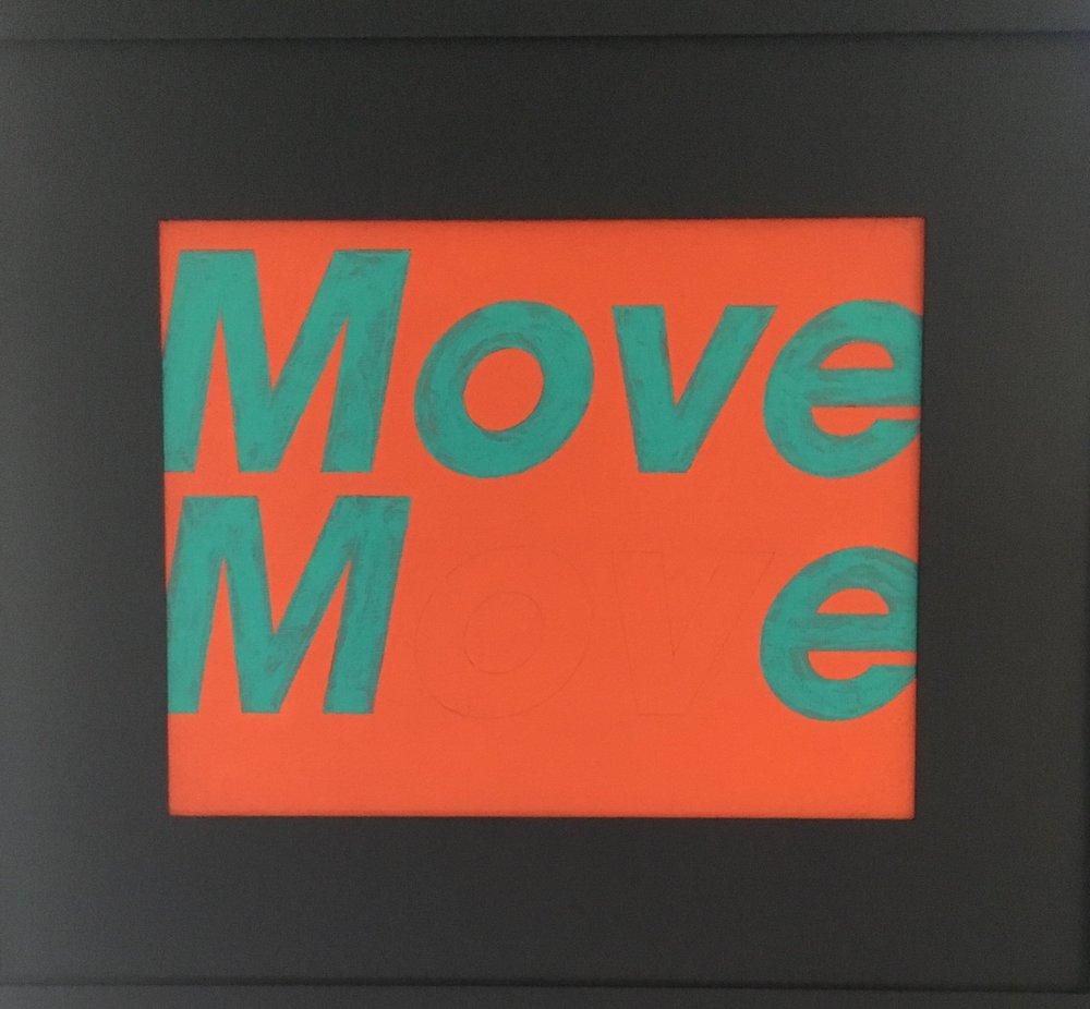 "Rick Montoya's ""Move Me."""