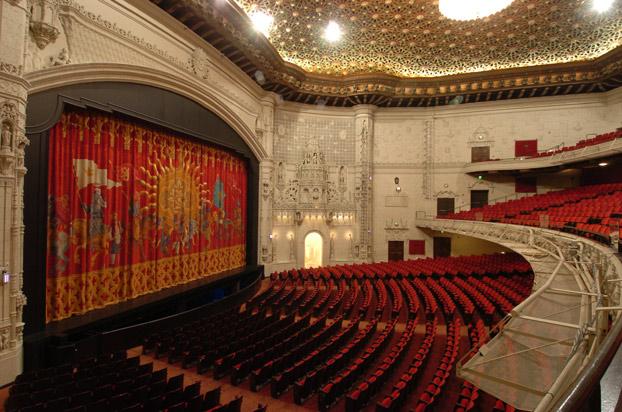 SHN Theaters<br>San Francisco, CA