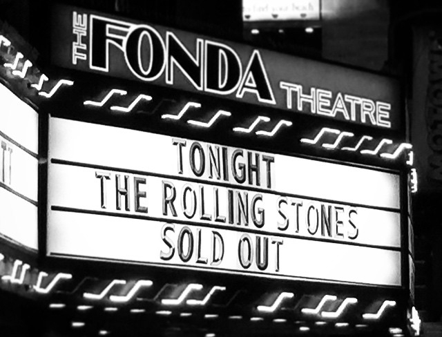 Fonda Theater<br>Los Angeles, CA