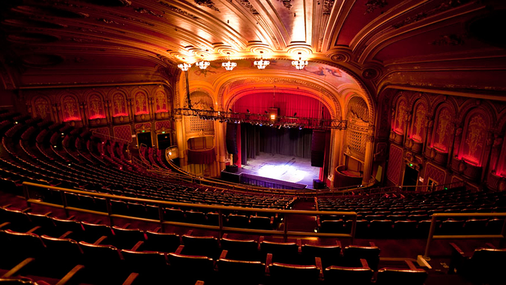 The Warfield<br>San Francisco, CA