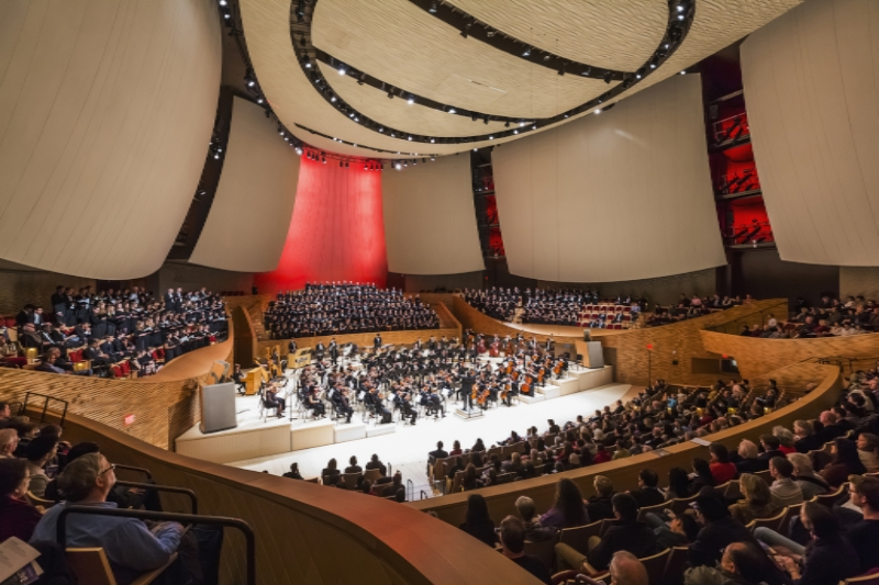 Bing Auditorium<br>Stanford, CA