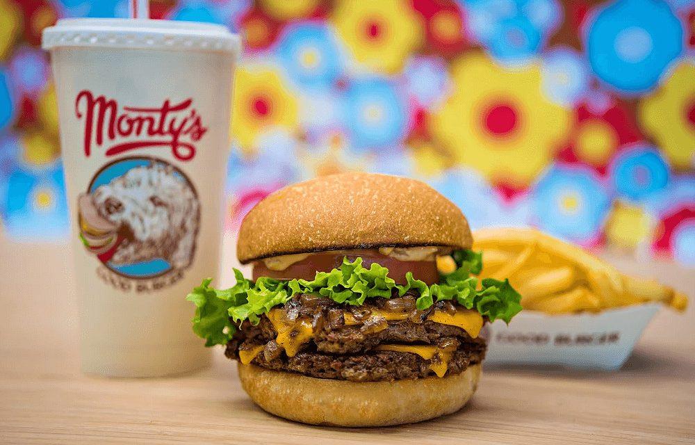 Monty's Burgers