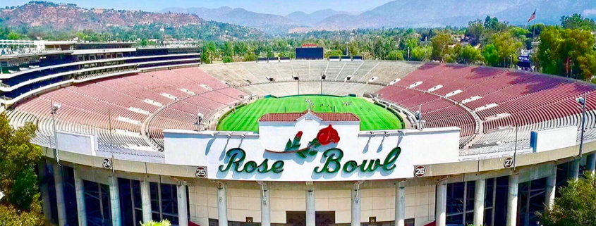 Rose Bowl Stadium<br>Los Angeles, CA