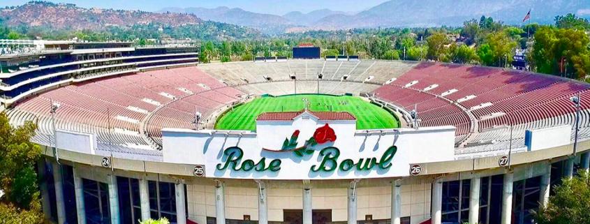 Rose Bowl Stadium<br>Los Angeles, CA