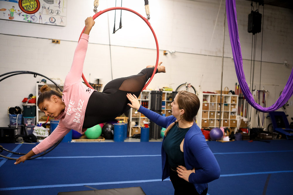 Simply Circus Private Lessons