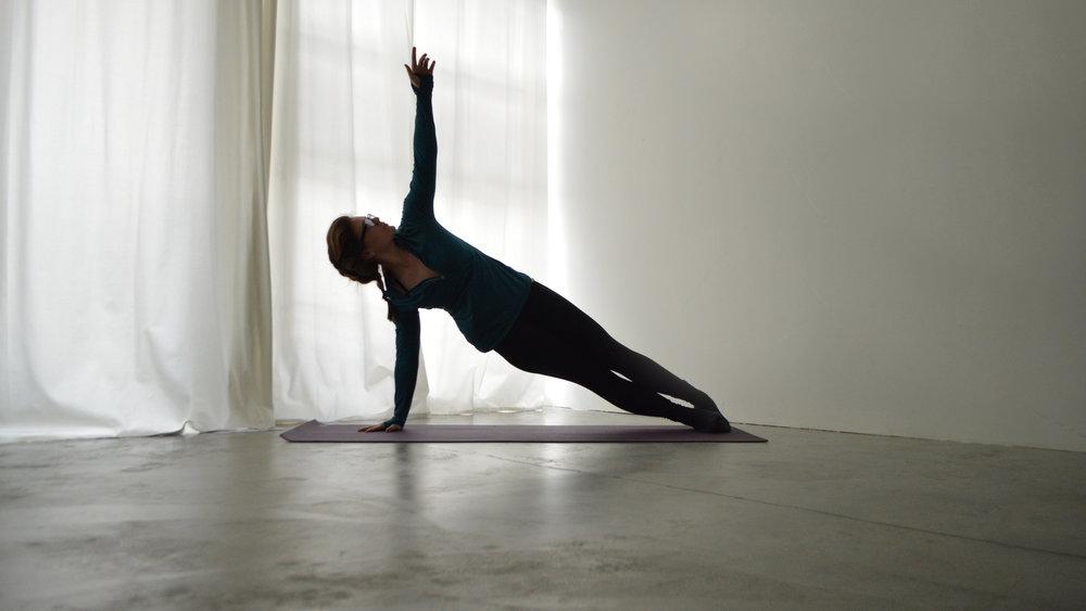 30Fifteen Side Plank
