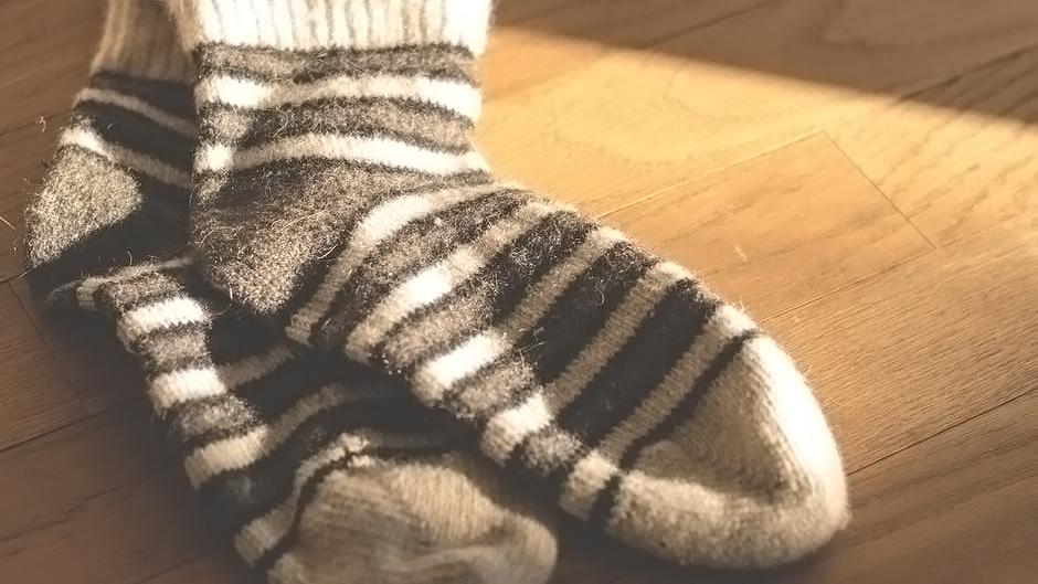 30Fifteen Put on some fuzzy socks