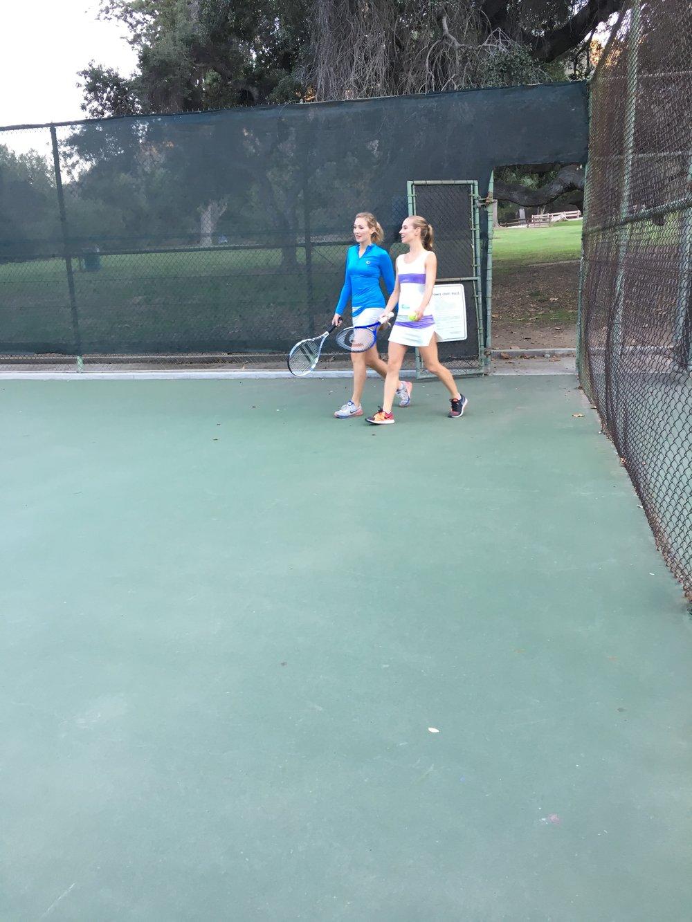 30Fifteen Tennis fitness date