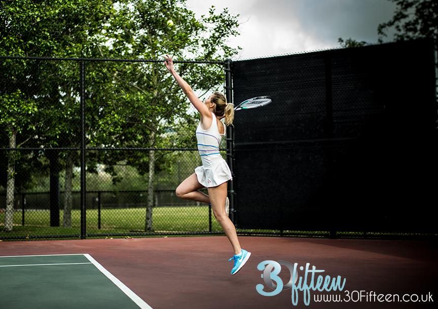 30Fifteen essentials for your tennis bag