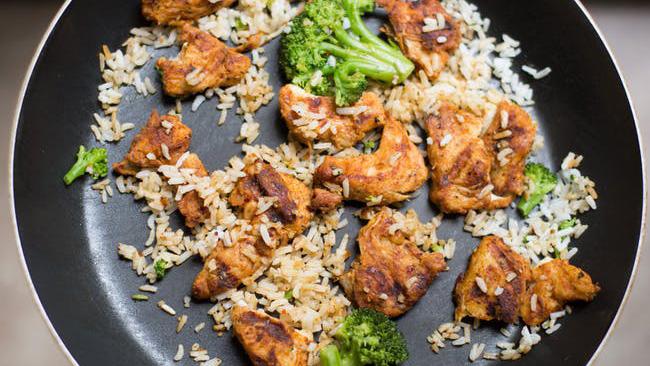 30Fifteen healthy stir fry recipe