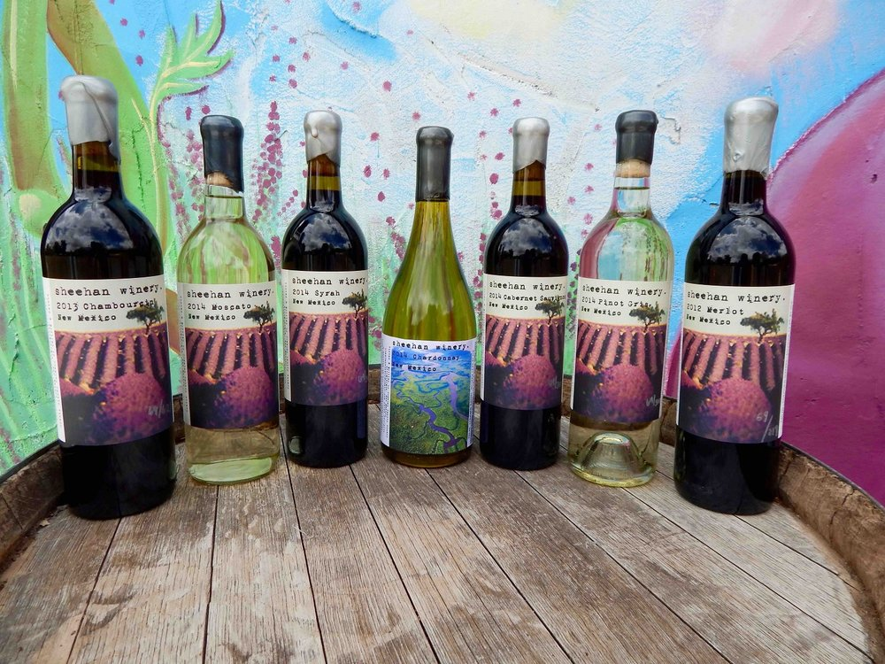 Try all our award-winning wines during our June 10 Wine Tasting at Sheehan Winery
