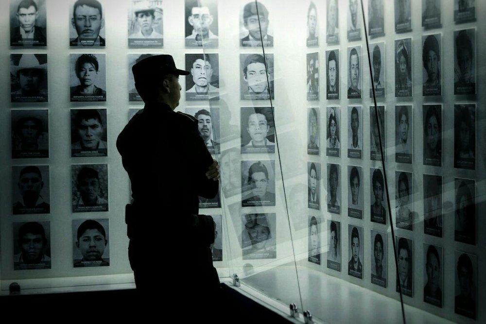 Museo de la Memoria en Rabinal.