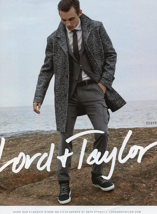 Lord & Taylor Advertising