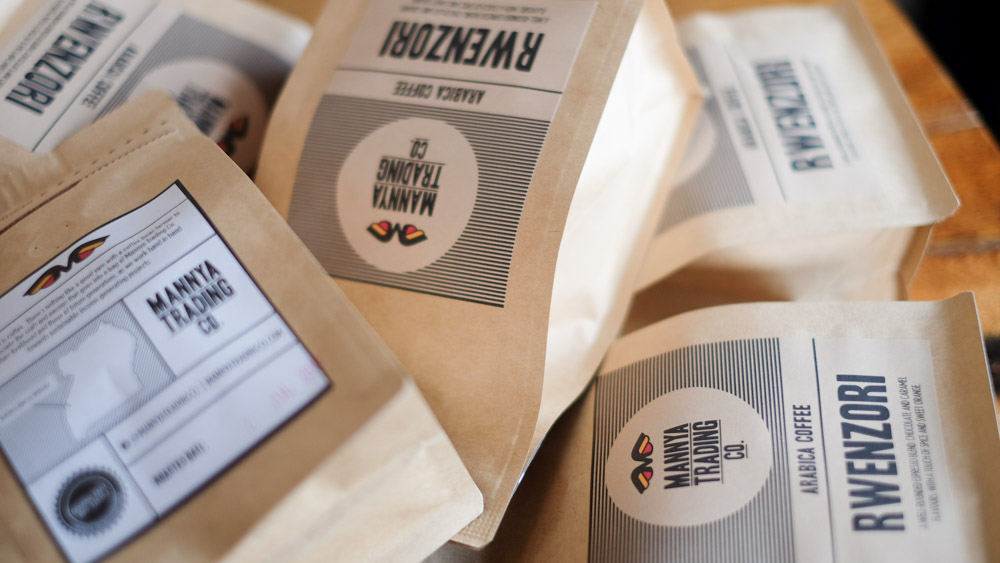 SHOP 100% of all proceeds from every bag of our coffee sold go towards Mannya Trading Co and our coffee projects in Uganda, reinvested into training, equipment and facilities for our farmers.  See our range now >