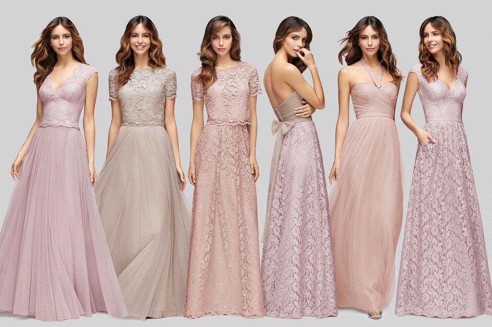 Gowns: Watters & Watters
