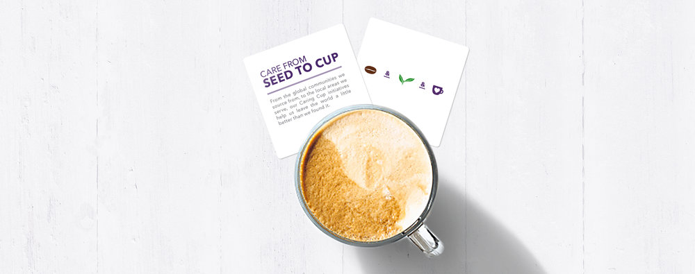 Coaster's that I designed for a CSR campaign.