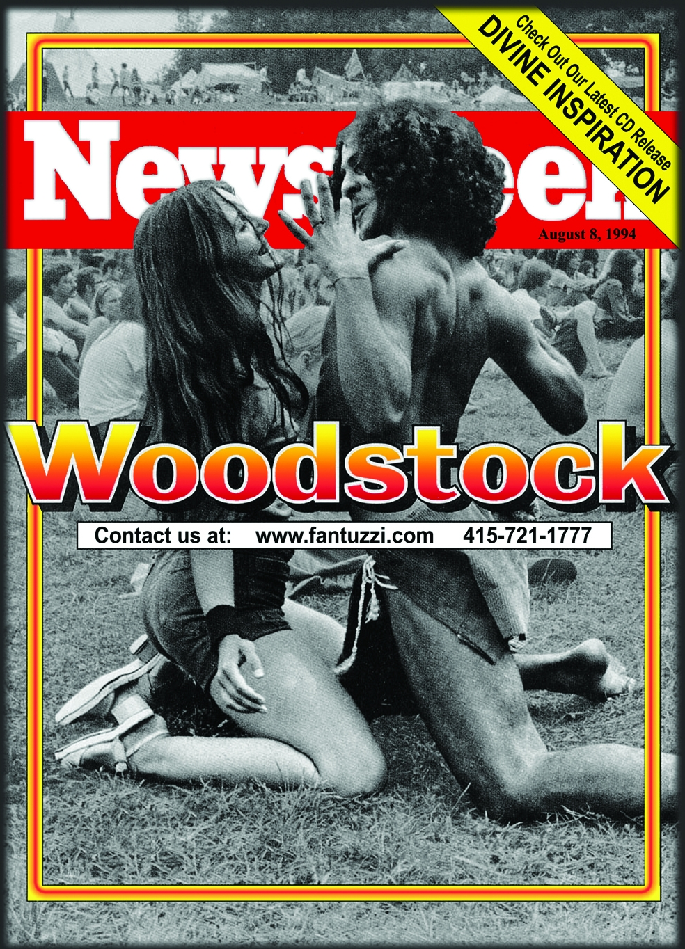 Fantuzzi Newsweek Cover
