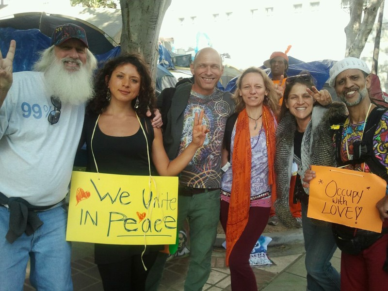 fantuzzi and friends occupying LA, Nov 2011.jpg