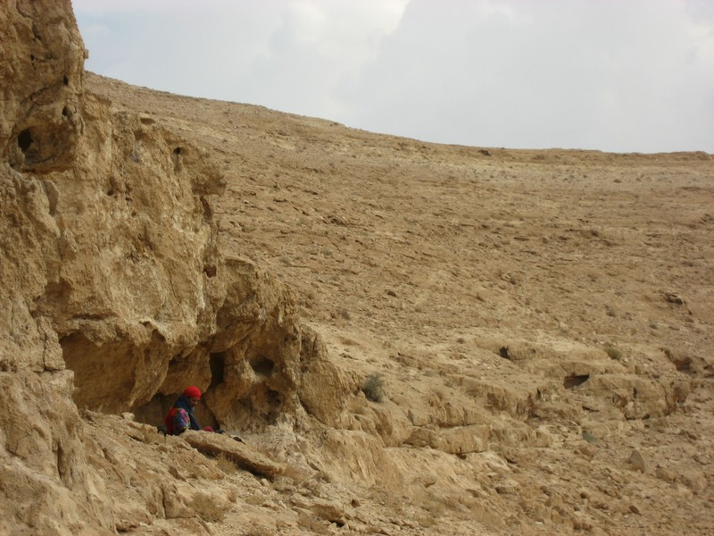 Campsite in Negev Desert Nov 2012.JPG