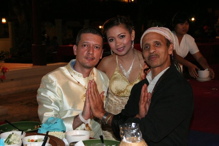 Fantuzzi officiates at wedding in Chiang Mai.jpg