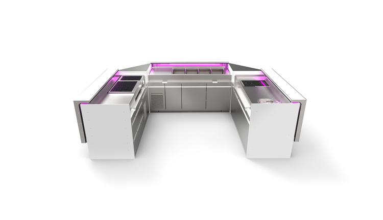 Outdoor Küche Gastro : Mobile kitchen u2014 brennwagen