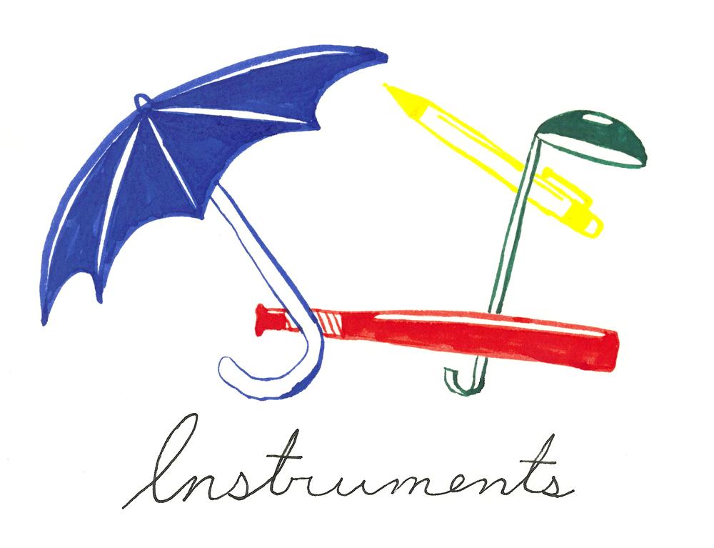 """Instruments"""