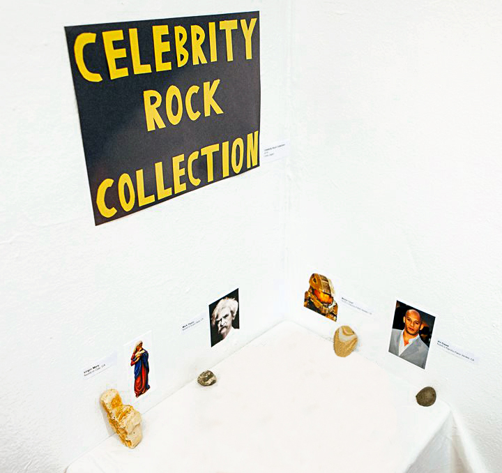 """Celebrity Rock Collection"""