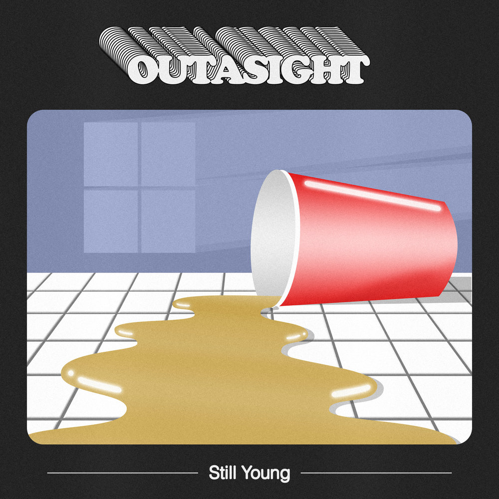 Cover for Outasight single
