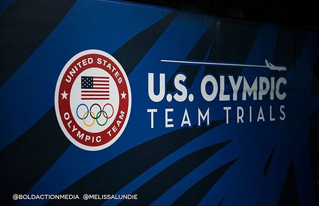 It's almost time!  #swimtrials16  #roadtorio  #swimpictures