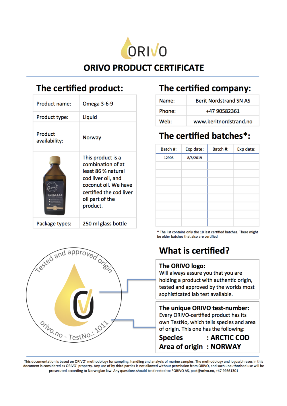 1708 Product certificate web BN-Omega.png