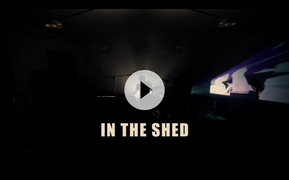 Skrat - In The Shed