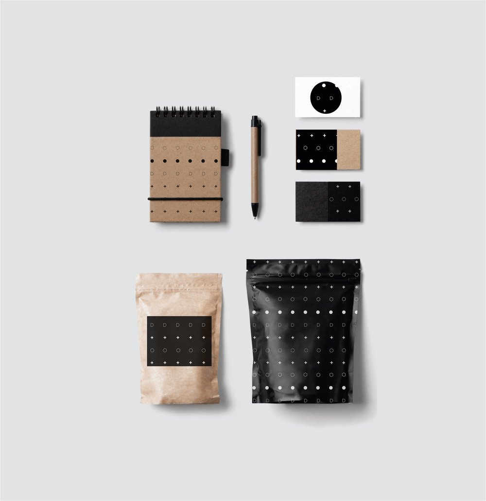 Pattern design for  Dove and Dovelet  by  Bold Type Studio