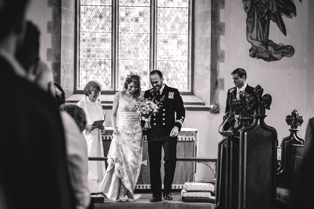 Documentary Wedding Photographer South Wales