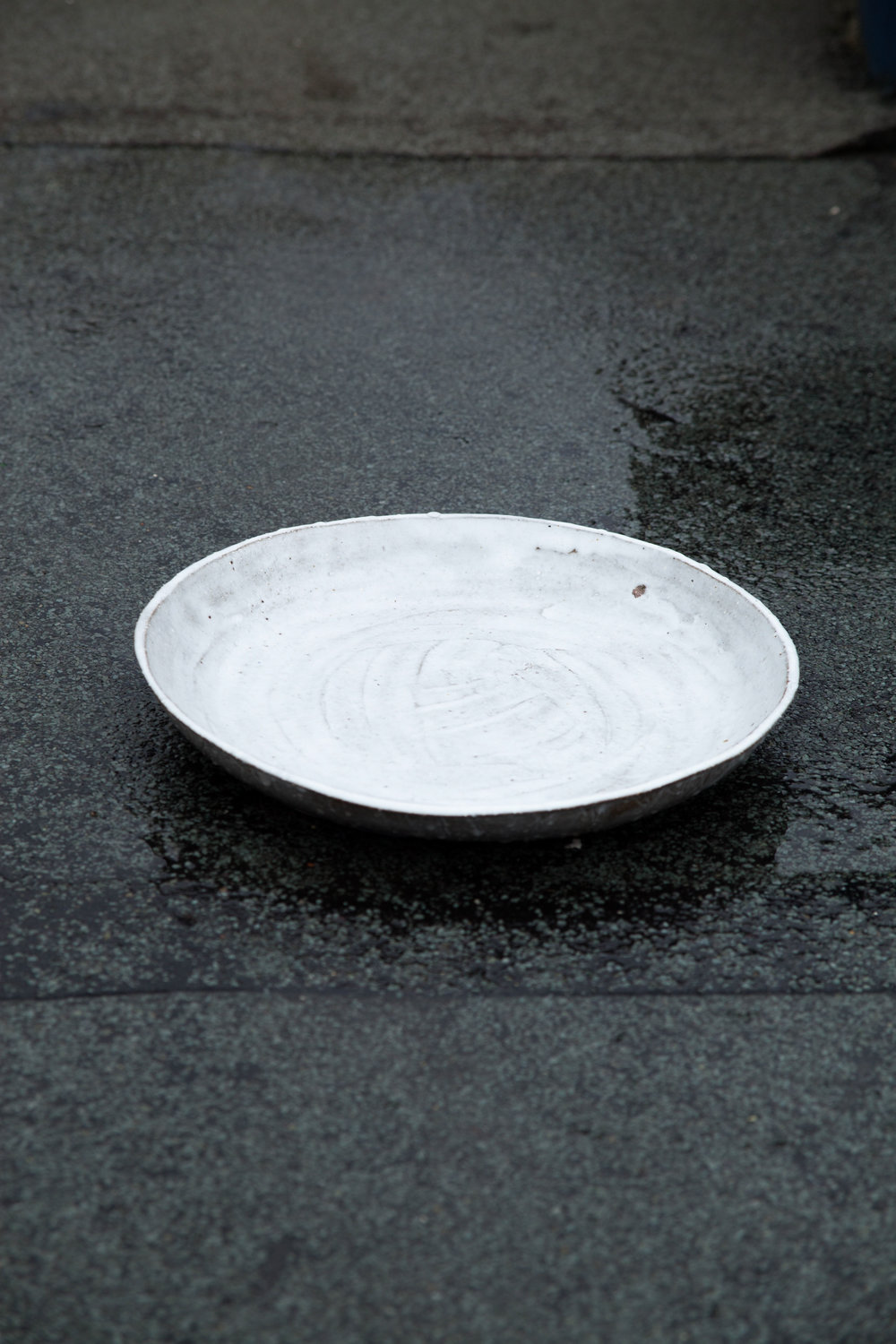 NEW! large deep dinner plate - Basic White & NEW! large deep dinner plate - Basic White \u2014 KANA LONDON