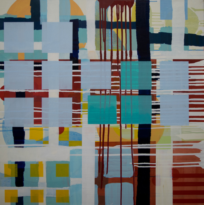 Linda Kamille Schmidt_Check_geometric abstract oil painting.png