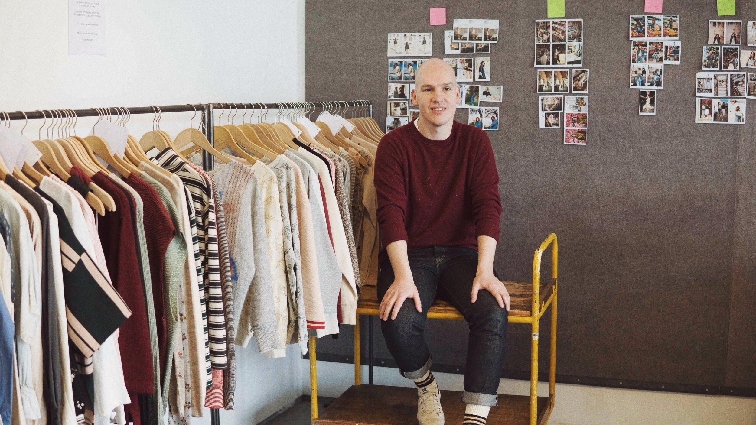 Bellerose Team : meet Bjorn — Magazine