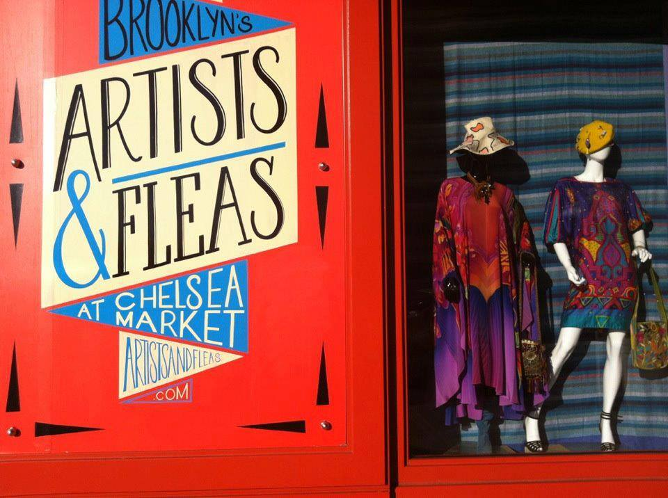 Artists and Fleas, 70 North 7th Brooklyn , NY 11249