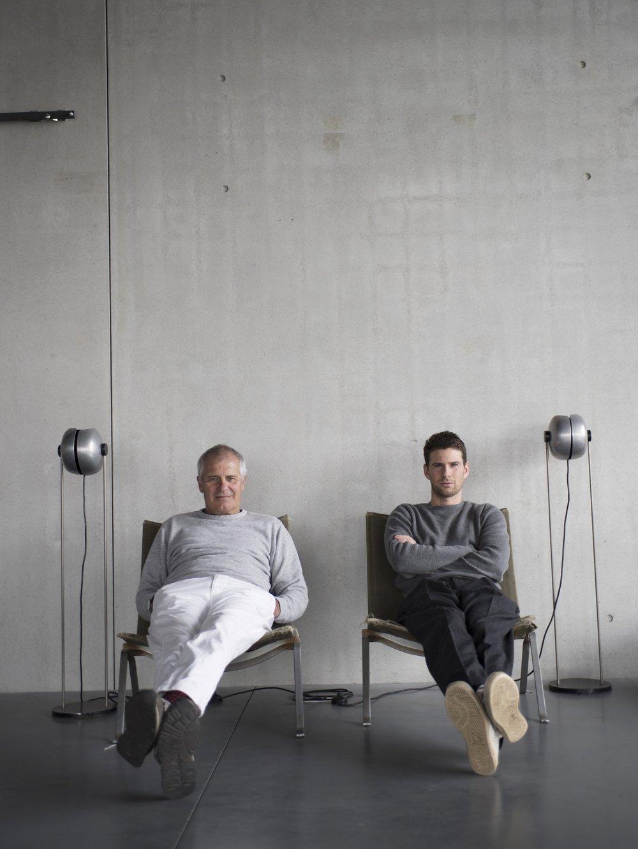 Partick Van Heurck & Derek Van Heurck