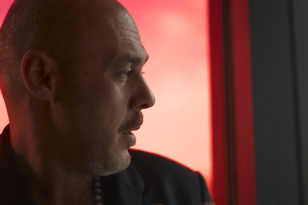 Thierry Dreyfus, Paris, Temmuz 2016 Röportaj: Dilek Öztürk Fotoğraf:Marie Drouin