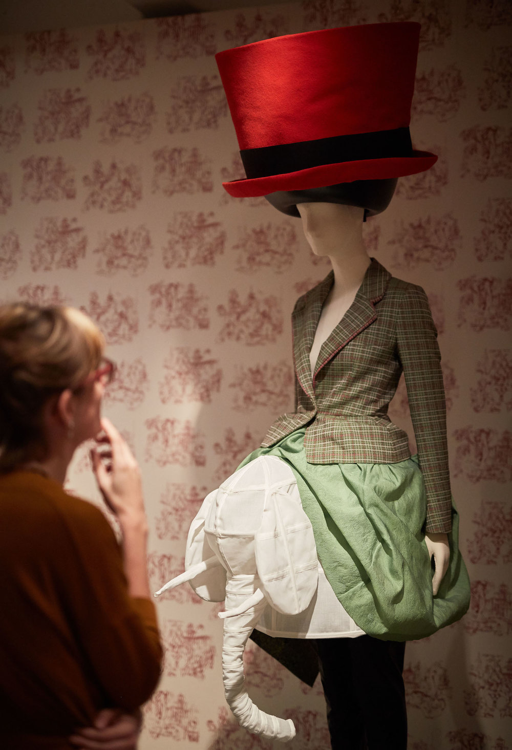 21. The Vulgar_Fashion Redefined. Barbican Art Gallery. Michael Bowles_Getty Images.JPG