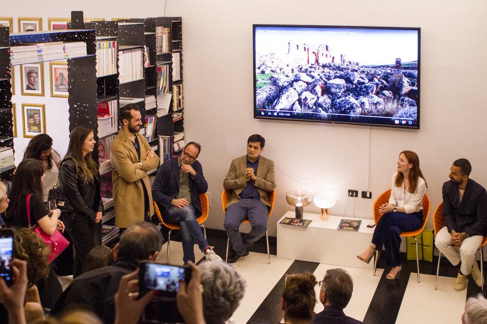 atlas - Milano Tasarım Haftası'nda