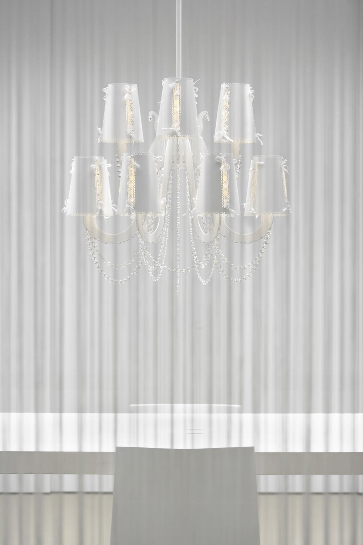 brandvanegmond_lola_chandelier_withcrystals_100_whitematt_interior_brandvanegmond headquarters.jpg