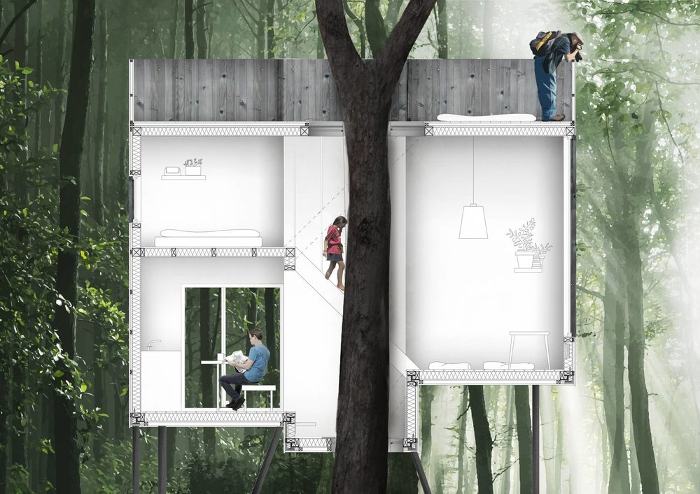 Treetop-Hotel_Denmark_lovtag_Architect-Sigurd-Larsen-axo-forest-House-long-section-1100x778@2x.jpg