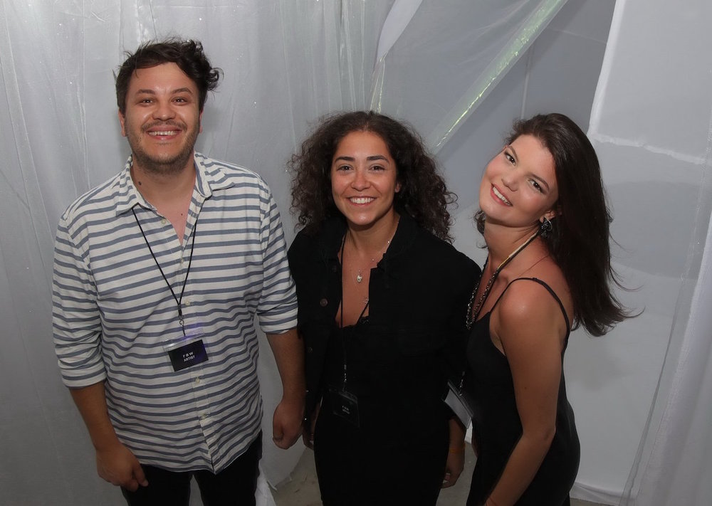 Salih Aksu, Hande Oney,Zeynep Arolat Fotoğraf: Thomas Loewy