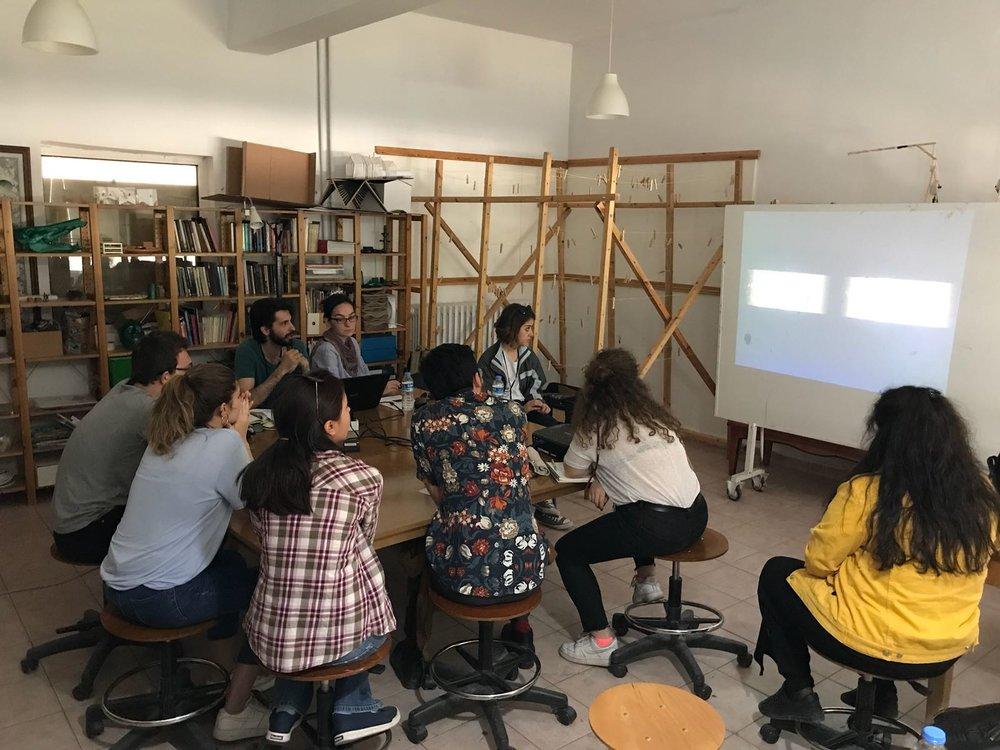 Yoğunluk Ekibi, Bademlik Tasarım Festivali 2018